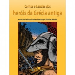 Contos e lendas dos heróis...