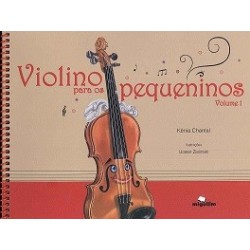 Violino para os pequeninos...